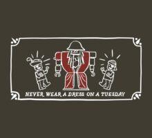 Metal Beard's Rule 3a by Cattleprod