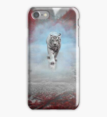 Mystical Tiger - Fantasy Artwork iPhone Case/Skin