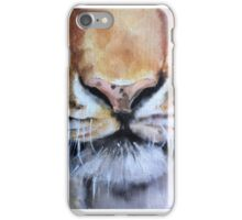 Tigers smell iPhone Case/Skin