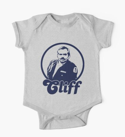 Cliff Clavin - Cheers One Piece - Short Sleeve