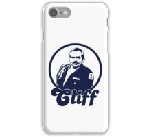 Cliff Clavin - Cheers iPhone Case/Skin