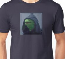 Hooded Kermit Meme (Evil Kermit Meme) T-Shirts, Hoodies, Stickers Unisex T-Shirt