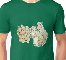 Squirrels Unisex T-Shirt