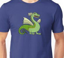 Green Chinese Dragon Unisex T-Shirt
