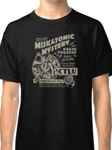 Miskatonic Mystery Radio Theatre Classic T-Shirt