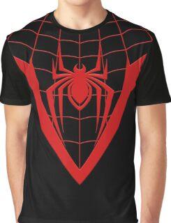 Miles' Spider Graphic T-Shirt