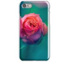 Rose pretending to be a rainbow iPhone Case/Skin