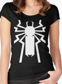 Flash's Spider Women's Fitted Scoop T-Shirt