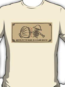 Metal Beard's Rule 4 T-Shirt