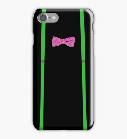 Suspenders and Bowties iPhone Case/Skin