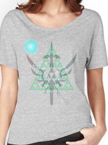 Navi triforce Women's Relaxed Fit T-Shirt