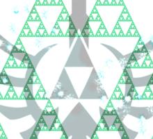 Navi triforce Sticker
