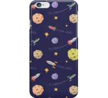 Space Adventure. iPhone Case/Skin