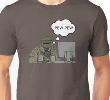 Pew Pew (mini) Unisex T-Shirt