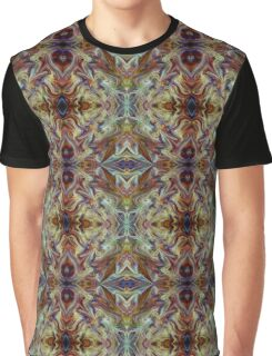Deep Purple Magic Intricate Psychedelic  Graphic T-Shirt
