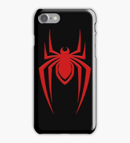 Miles' Spider iPhone Case/Skin
