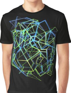 SOLID SPATIAL Graphic T-Shirt