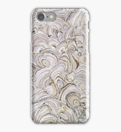 Decorative Yellow Jacket's Nest Pattern. iPhone Case/Skin
