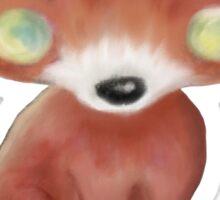 Wee Fox Sticker