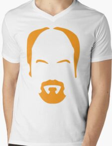 Louie Custom Poster Mens V-Neck T-Shirt