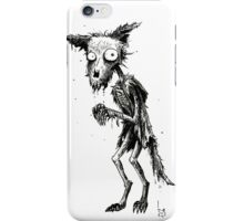 DECAY FOX iPhone Case/Skin
