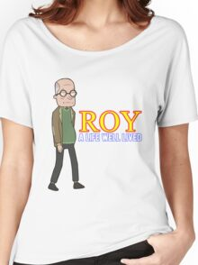 'ROY' (Rick and Morty) Women's Relaxed Fit T-Shirt