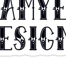 Limited Edition Malibu Logo Sticker