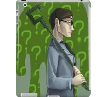 Nygma iPad Case/Skin