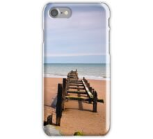 Rock Out At The Sea iPhone Case/Skin