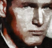 Paul Newman Hollywood Actor Sticker