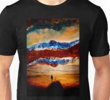 Surreal ground Unisex T-Shirt