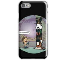Big Trouble Makers in Little China iPhone Case/Skin