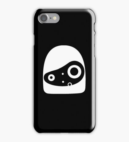 Laputa- Robot Head  iPhone Case/Skin