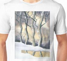 Frozen Forest Unisex T-Shirt