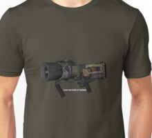 Thundergun Unisex T-Shirt