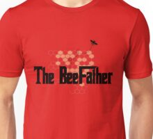 The BeeFather Beekeeper Gifts Unisex T-Shirt