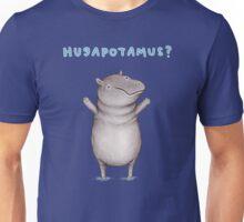 Hugapotamus? Unisex T-Shirt