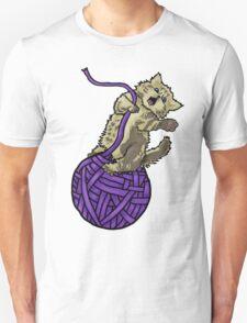 Wrecking Ball Kitty Unisex T-Shirt