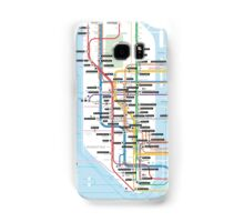 #tagsandthecity / New York Samsung Galaxy Case/Skin