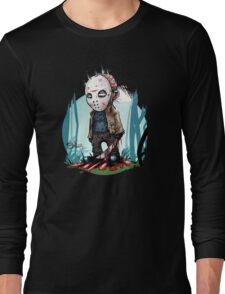 Little Jason Voorhees Long Sleeve T-Shirt