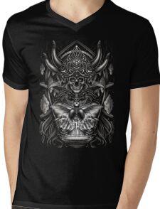 Winya No. 102 Mens V-Neck T-Shirt