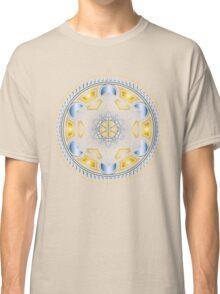 SACRED GEOMETRY - METATRONS CUBE - FLOWER OF LIFE - SPIRITUALITY - YOGA - MEDITATION Classic T-Shirt