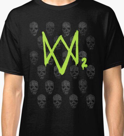 watch dogs II Classic T-Shirt