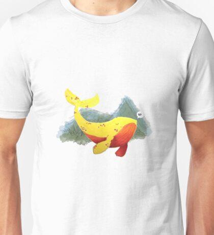 Mountain Whale Unisex T-Shirt