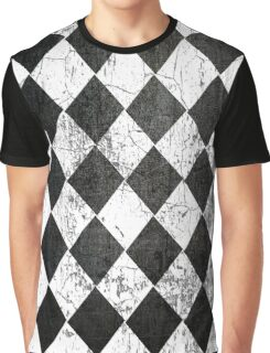 Black Diamonds Graphic T-Shirt