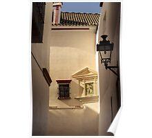 Sunlight in Seville Poster