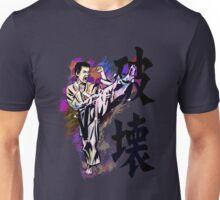 Karate warrior Unisex T-Shirt