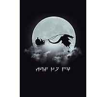 Merry Christmas Dovahkiin Photographic Print
