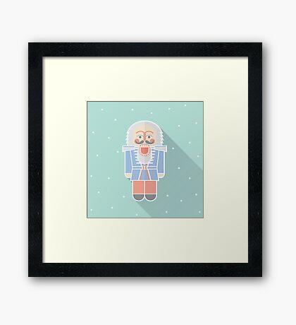 The Nutcracker Series: The Nutcracker Framed Print