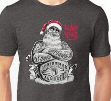 HEAVY Xmas Santa Claus Christmas all days Unisex T-Shirt